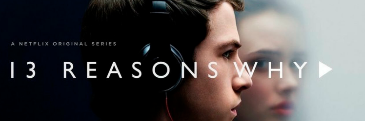 13 reasons why - capa
